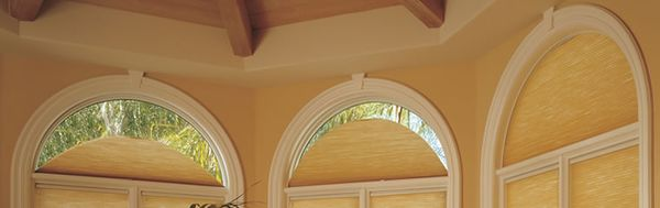 One Stop Decorating In Kansas City Arched Windows With