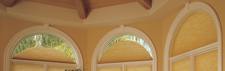 One Stop Decorating In Kansas City Arched Windows With Style